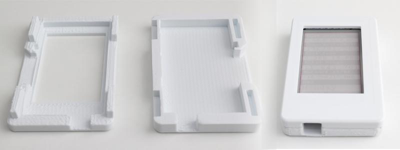 3D Printed ESP32 E‑Paper Case