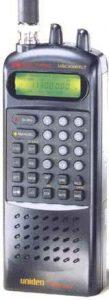Uniden UBC-3000XLT Radio Scanner